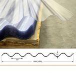 enkelwandige golfplaten van Atlas polycarbonaat