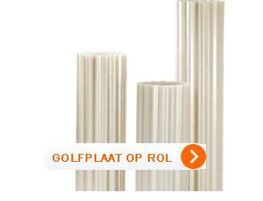 Golfplaat op rol de beste kwaliteit